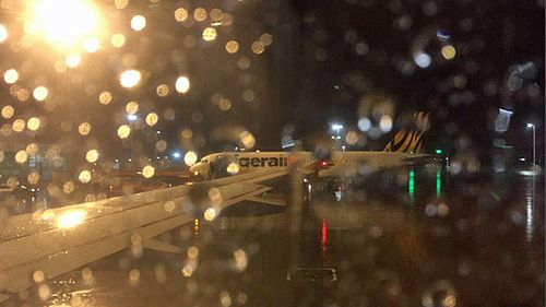 UPDATE: Lengthy delays for Tigerair customers following Melbourne Airport security threat