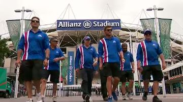 Stadium workers have been told they could be sacked.