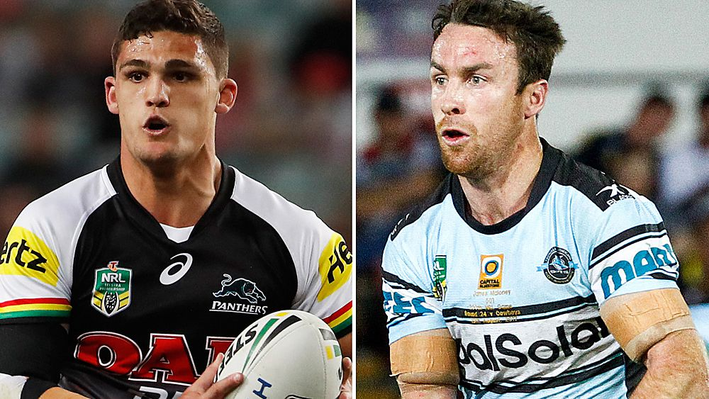 NRL: James Maloney sees Cronulla Sharks in young Penrith Panthers, excited to work with Nathan Cleary