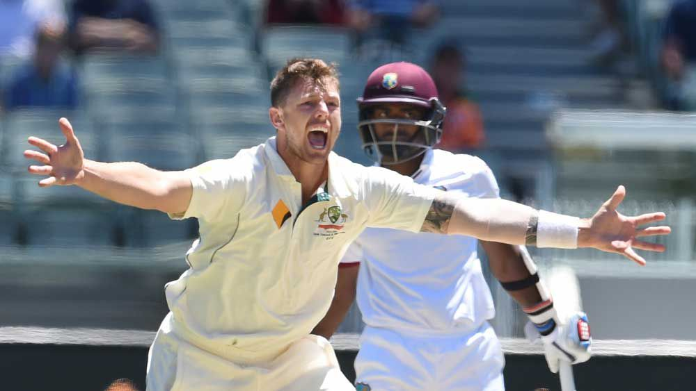 James Pattinson ready for cricket comeback