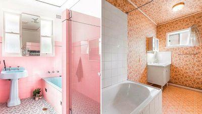 Aussie Instagram Account Showcases Time Capsule Bathrooms