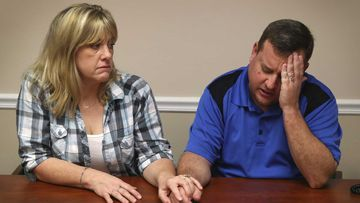 James and Kimberly Snead took in Nikolas Cruz after the death of his mother.