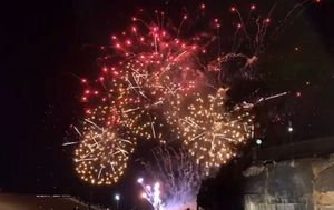 Anger over fireworks party on Sydney Harbour amid total fire ban and devastating bushfires