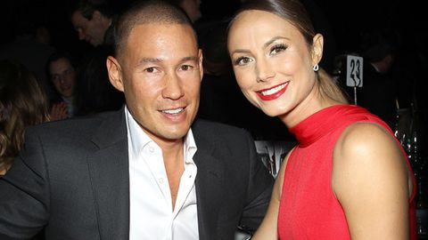 The one that got away! George Clooney's ex Stacy Keibler secretly marries boyfriend