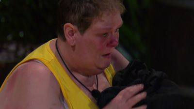 'The Chase' star Anne Hegerty breaks down on UK version of 'I'm a Celeb'