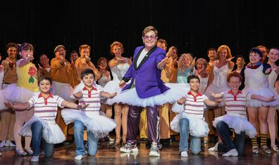 Elton John, Billy Elliot: The Musical, Sydney