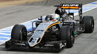 <strong>Force India-Mercedes VJM09</strong>