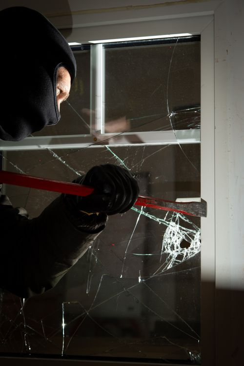 Burglars in Texas were casing targets based on what they posted on social media.