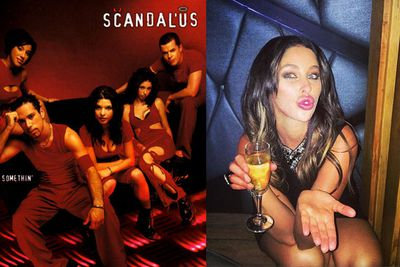 Remember Scandal'Us? The short lived group spawned from season two of Popstars split after one hit, but one member stuck around in the spotlight. <br/><br/>Tamara Jaber had a brief solo career before joining the duo Scarlett Belle with Reigan Derry (who incidentally joins the cast of this years' <i>X-Factor</i>). <br/><br/>After splitting from husband Kyle Sandilands and saying bye-bye to Scarlett Belle, Tamara is now living the high life in LA and has been signed by reality show talent manager Marky Costello. <br/>