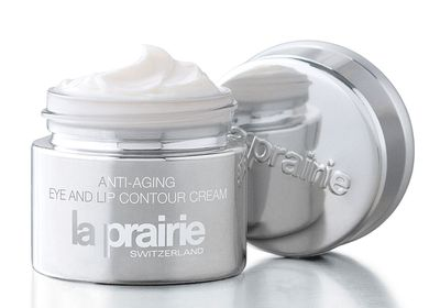 "<a href=""http://www.laprairie.com.au/au/anti-aging-eye-and-lip-contour-cream/95790-01112-30.html"">Anti-Aging Eye and Lip Contour Cream, $243, La Prairie&nbsp;</a>"