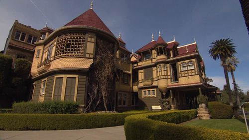 Winchester Mystery House  is one of San Jose's most popular tourist attractions. (9NEWS)