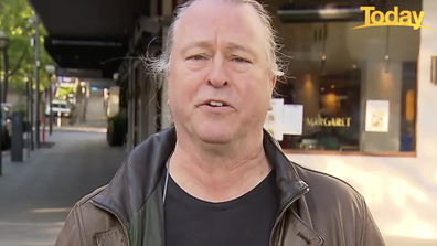 Neil Perry said he plans to re-open his restaurants to fully vaccinated patrons despite backlash from anti-vaxxers.