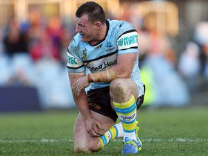 Paul Gallen. (Getty)
