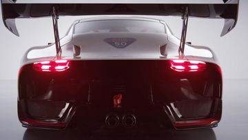 The new Porsche 935 - 'A gift to fans all over the world'