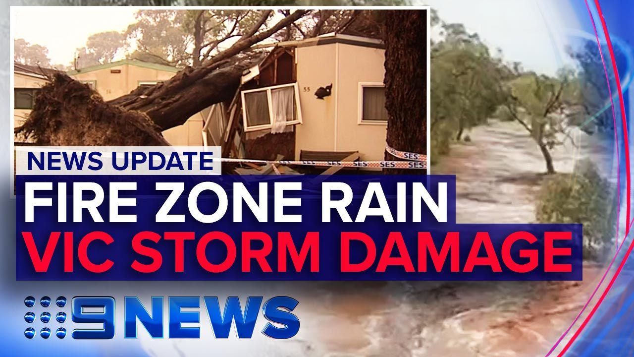 Midday News Headlines: 9News Latest News 2020, Short Video