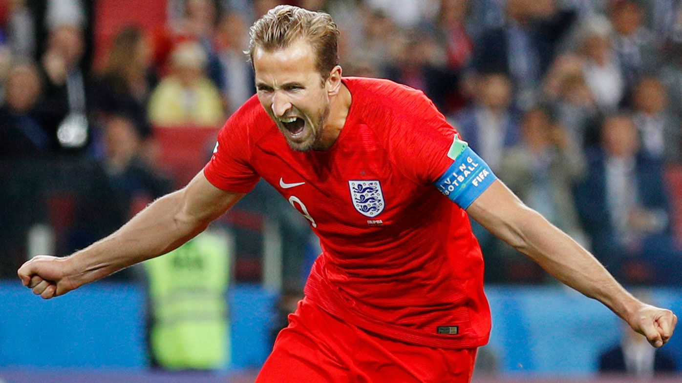 England's Harry Kane wins World Cup Golden Boot