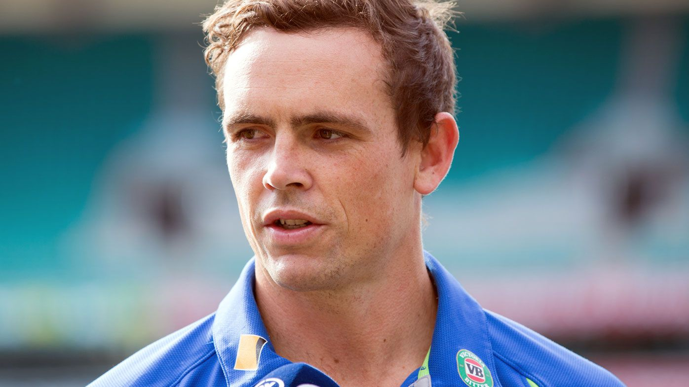 Steve O'Keefe has been fined over a pub incident. (AAP)