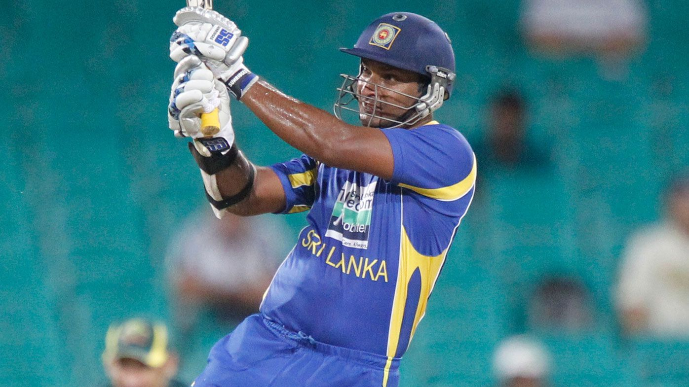Kumar Sangakkara questioned by police over 2011 Cricket World Cup final 'fix'