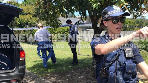 Man shot in the eye on Gold Coast street