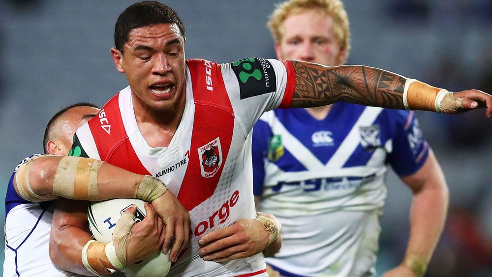 Tyson Frizell.(Getty)