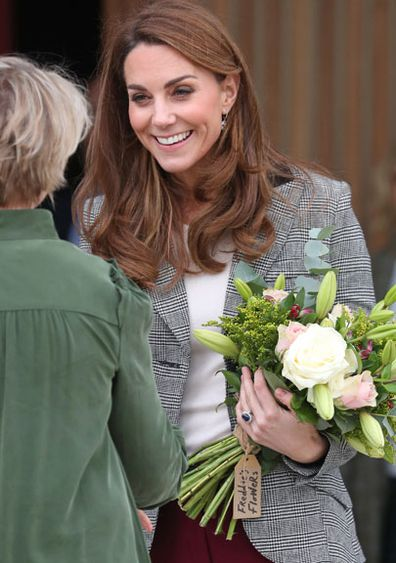 Prince William Kate Middleton attend Shout's Crisis Volunteer celebration event at the Troubadour White City Theatre 6