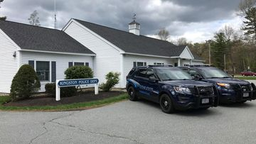 Kingston Police responded to reports of a strange boom, travelling to Torromeo quarry where they found people who were holding a gender reveal party.