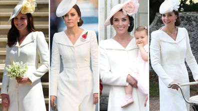 a3ba3fc0fdc Kate Middleton s Royal Wedding outfit wasn t  recycled  - 9Honey