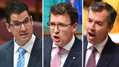 Zed Seselja Alan Tudge and Michael Keenan have offered their resignations after Turnbull won the ballot.
