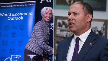 IMF world economy warning