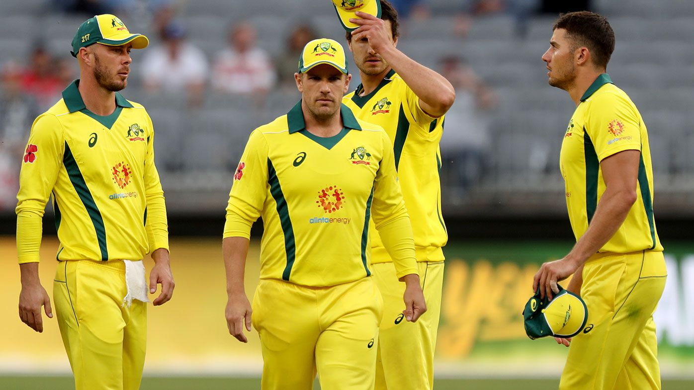 Australia was thrashed by South Africa in Perth
