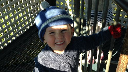 Missing toddler William Tyrrell. (Supplied)