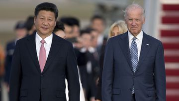 Xi Jinping would prefer if Joe Biden were elected president, US intelligence has said.