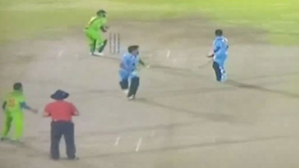 UAE cricket match.