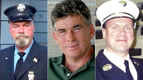 Three New York firefighters die on the same day from cancer related to September 11 attacks