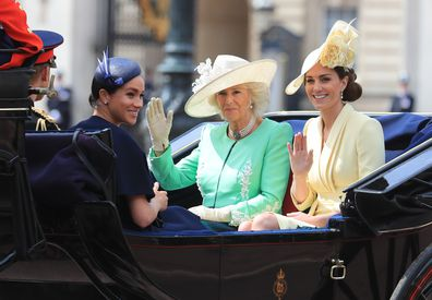 Trooping the Colour style moments