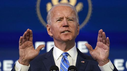 Joe Biden has called for the minimum wage to be raised to $15 an hour.
