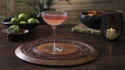"Recipe: <a href=""http://kitchen.nine.com.au/2017/05/03/15/18/coralina-margarita"" target=""_top"">Coralina Margarita</a>"