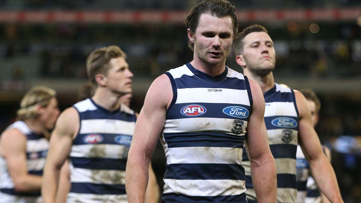 Geelong Cats' Patrick Dangerfield backs shorter AFL season