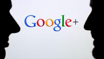 Google + logo