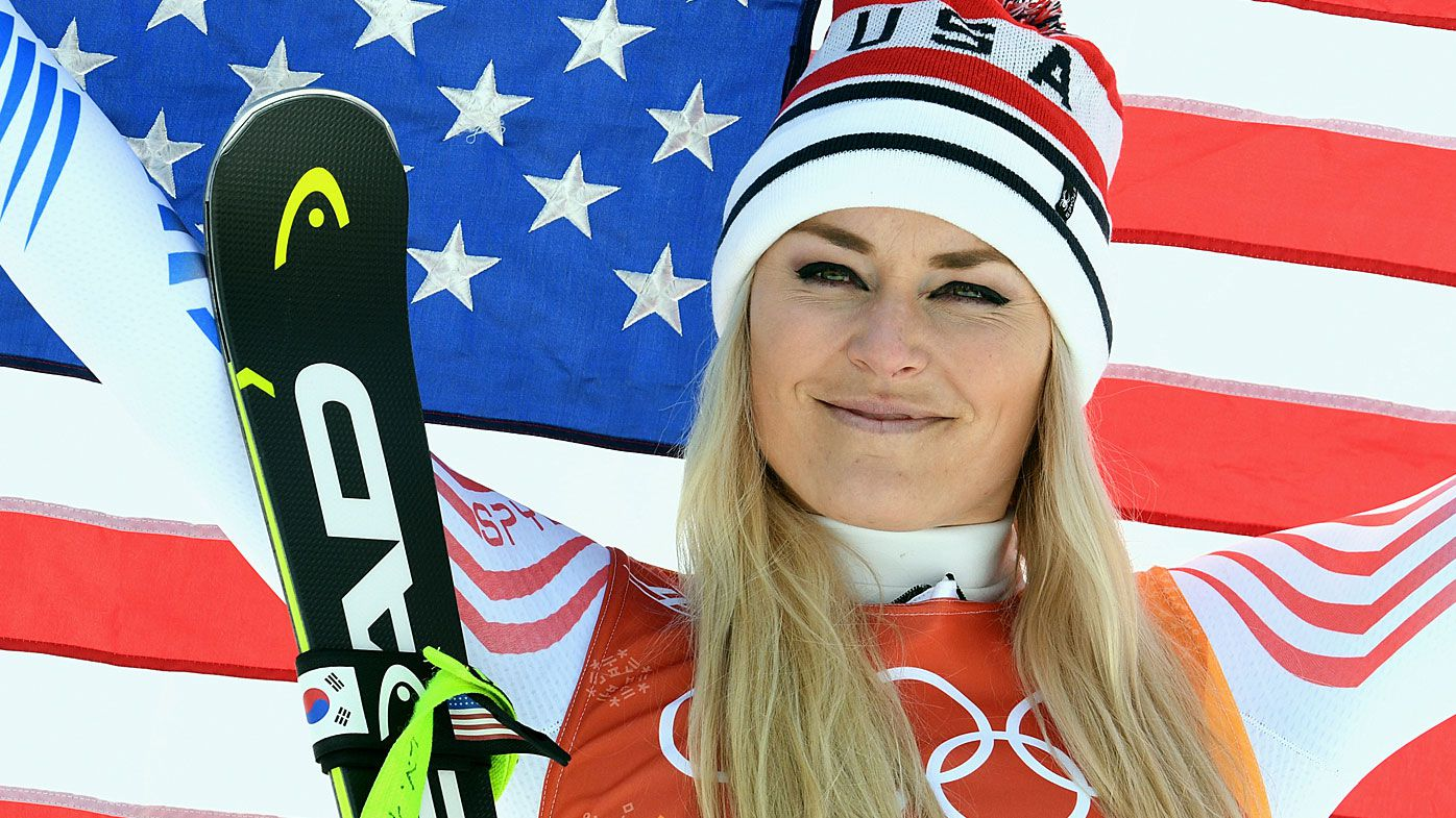 Olympic legend Lindsey Vonn announces retirement date, admits her 'body is broken'