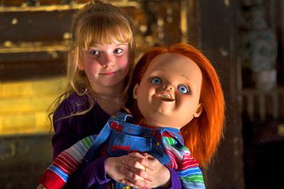 In this reboot of 1988's Child's Play, our favourite possessed red-headed doll is back for more. If reboots aren't your thing, re-visit <i>Childs Play</i> for your creepy murderous doll fix.<br/><br/>(Image: Universal Home Entertainment)