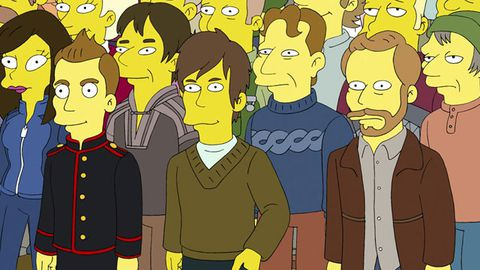 Sigur Rós to appear on <i>The Simpsons</i>, write new music for the show