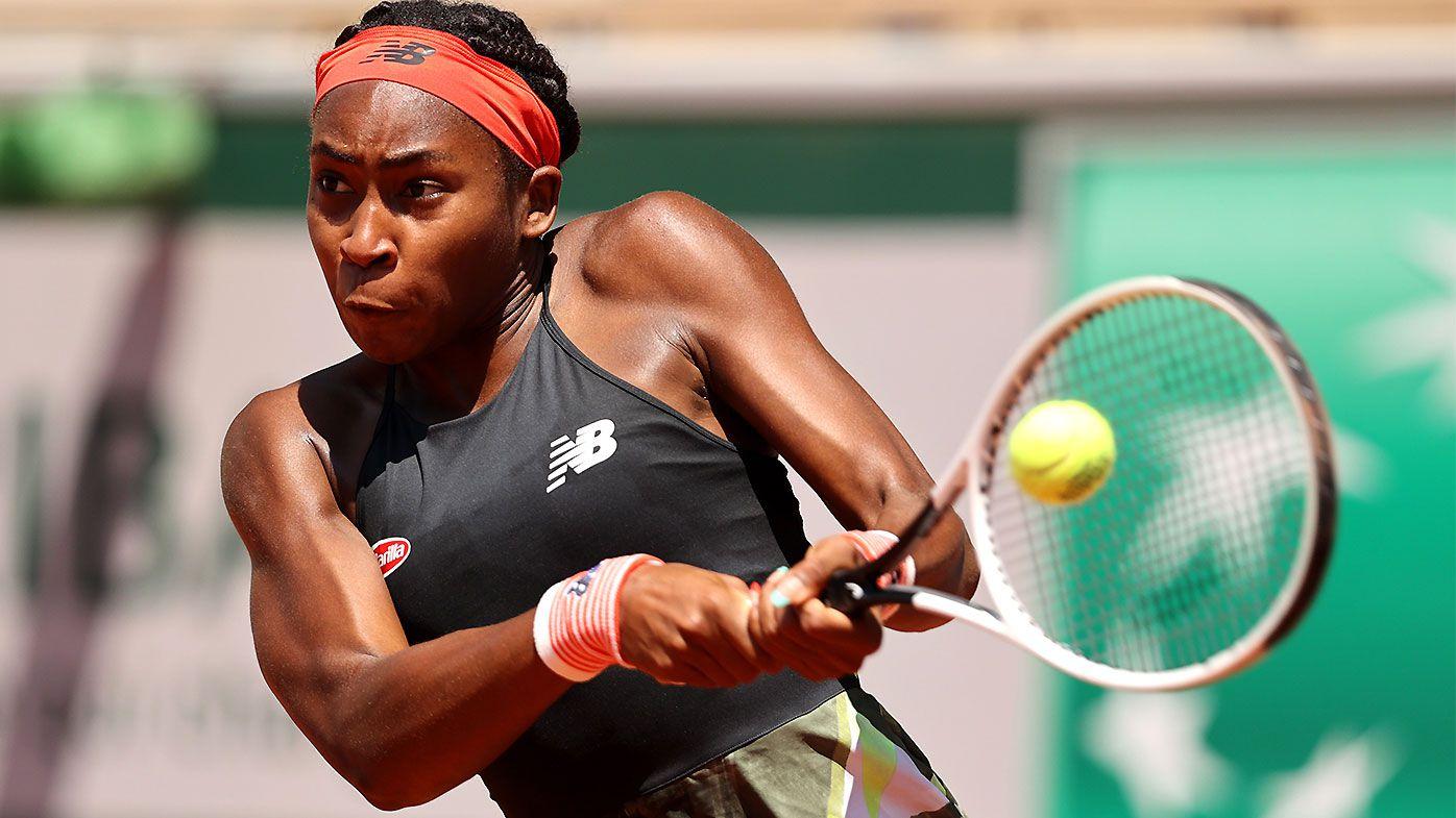 American prodigy Coco Gauff seals first career Grand Slam quarter-final berth