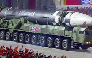 New North Korean missile will prove a big diplomatic headache for US, expert warns