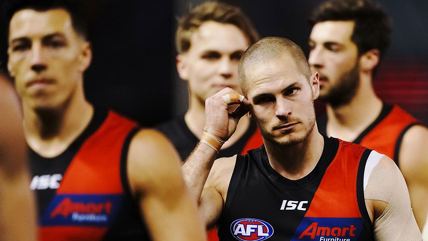 Essendon star David Zaharakis to miss finals series with ankle surgery