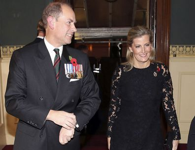 Sophie and Prince Edward have been married since 1999.