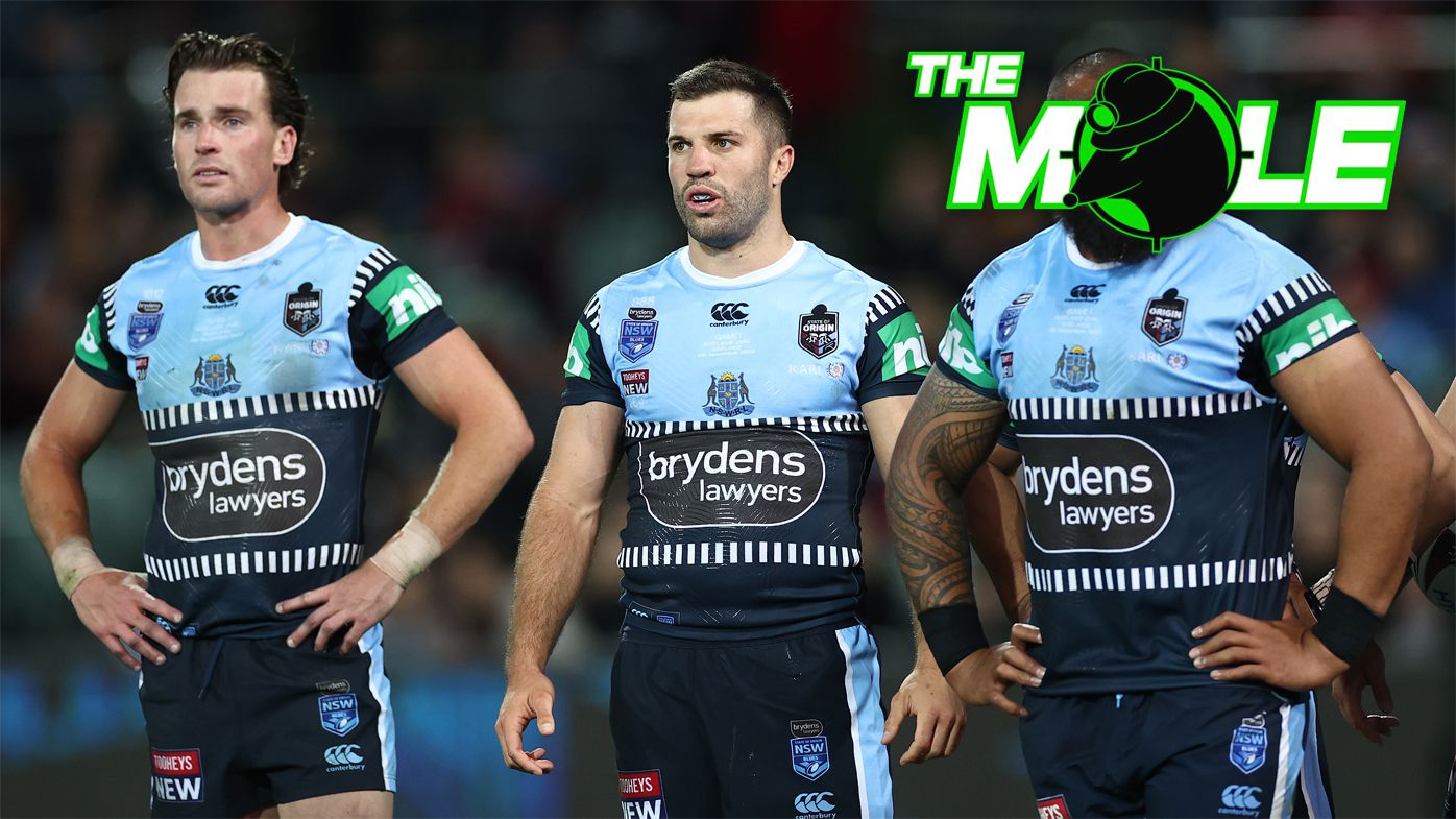 NSW Blues lament their loss.