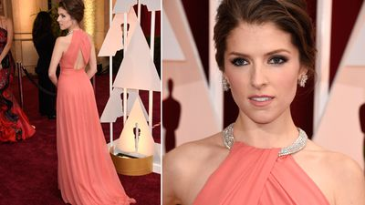Into the Woods actress Anna Kendrick. (Getty)