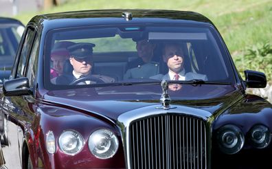 Queen Elizabeth, Kate Middleton, Prince William attend church near Balmoral