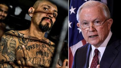 Notorious MS-13 gang behind US asylum crisis